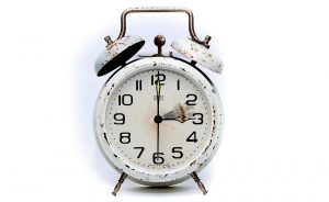 A clock - decide if you need Soho movers to help you cut down the time of your moving preparations.