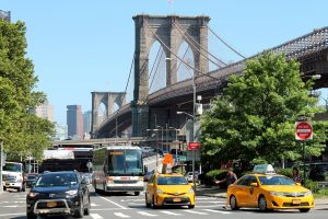 Brooklyn traffic - important factor when looking for good neighborhood in NYC