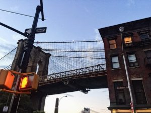 Bridge in Brooklyn
