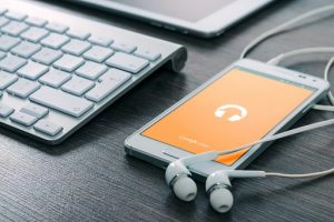Ipad - you can use it to listen the music which is great way to stay healthy during a move