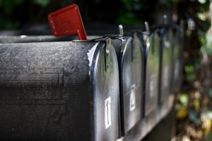 Post-move checklist forward your mail