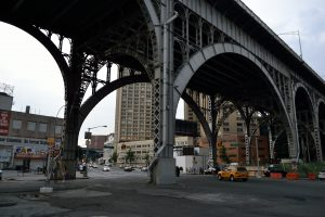 Bridge in West Harlem