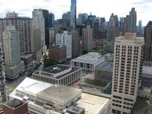 Manhattan neighborhood