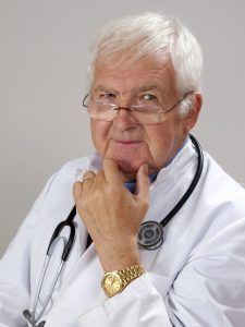 Finding a doctor after settling