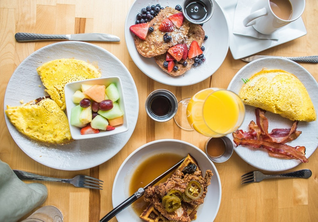 Good brunch spots in Manhattan to visit