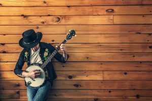 Country player