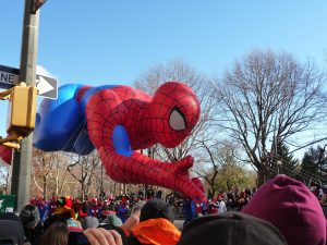 Thanksgiving Parade in NYC