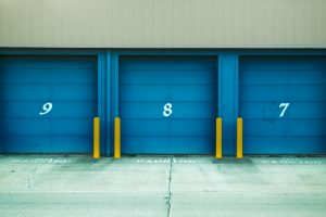 When is the best time to clean out your storage. Storage units 9,8 and 7.