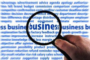business sheet