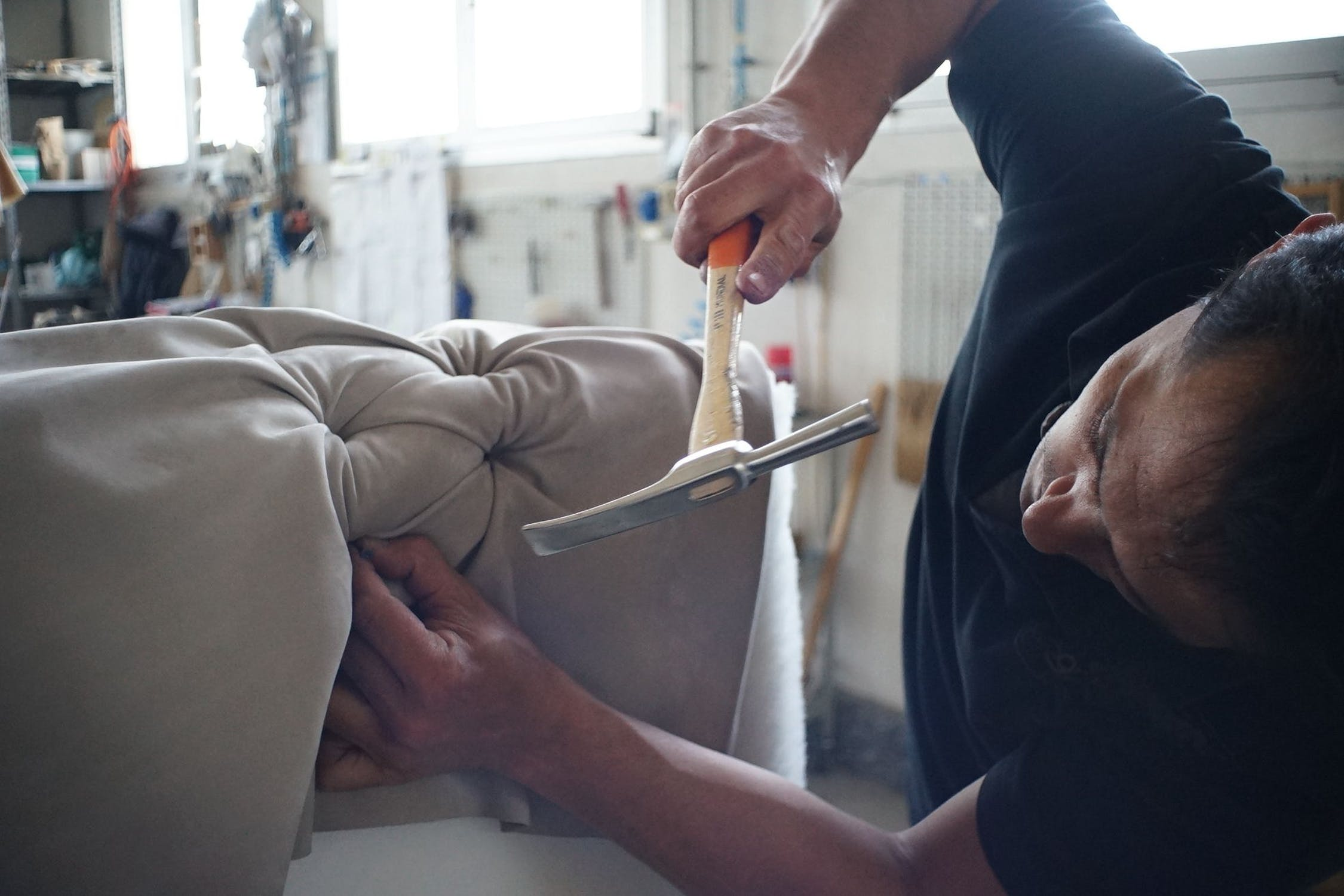 How to handle furniture disassembly