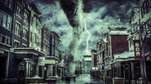 Tornadoes mean you can't move your home in bad weather!