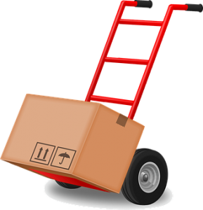 Dolly is a part of equipment our Fort Greene movers provide you with