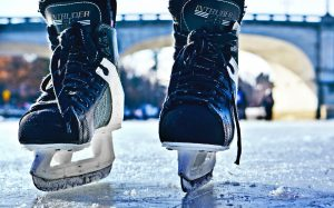 Image if ice skates