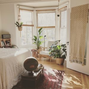Image of inside of a bedroom