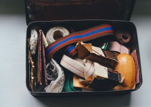 Make sure to complete cleaning while moving before packing your items