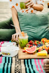 Madison square picnic with amazing fruits makes one of top picnic spots in NYC
