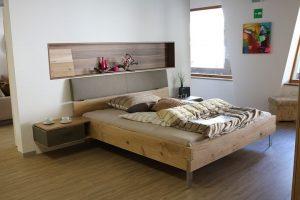 Bedroom where you can create additional storage space in your NYC home