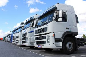 moving trucks - hire a moving company if you need to organize a long-distance move
