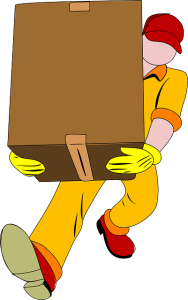 -moving day list of chores