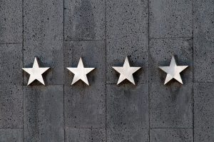 Stars for rating Brick Township movers