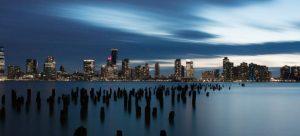 Image of NY seen from NJ