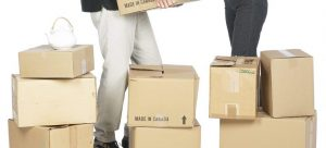 people with moving boxes